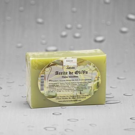 Jabón Tocador Pastilla Aceite de Oliva