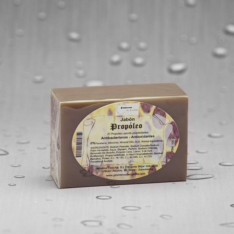 Jabón Tocador Pastilla Propóleo
