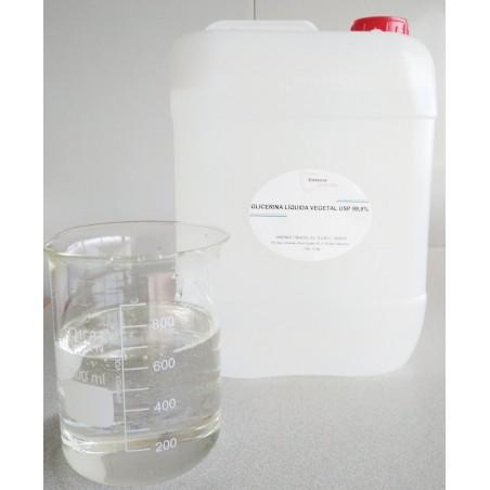Glicerina Vegetal USP 99,8%