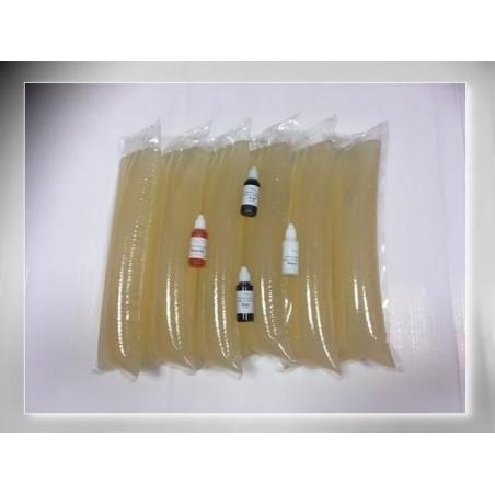 Pack 6 Jabón Base Sólida Glicerina Vegetal + 4 Colorantes